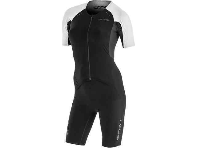 ORCA RS1 Kona A Race Suit Women, negro/blanco